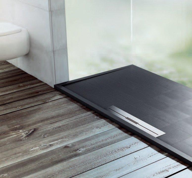 Piatti doccia a misura mobilbagno for Piatto doccia fiora