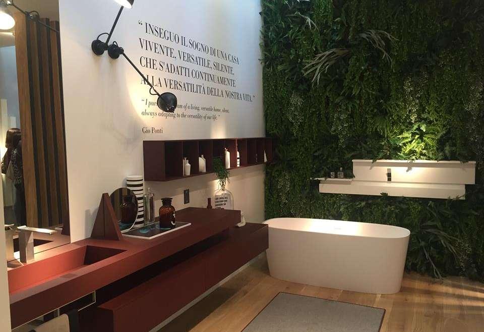 CERSAIE 2017…  Innovazioni e tendenze direttamente dal salone internazionale della ceramica e dell'arredo bagno