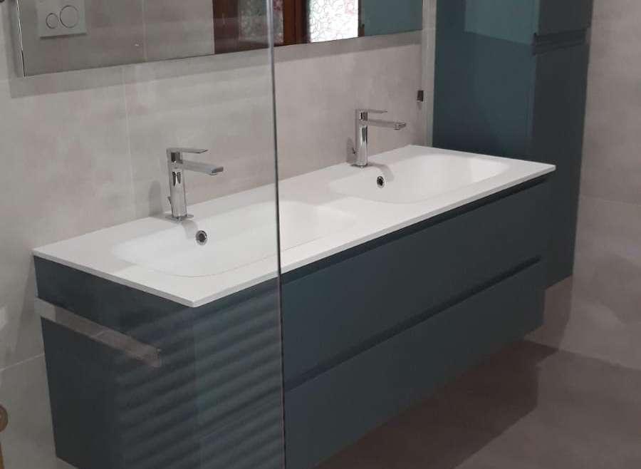 Desideri rinnovare il tuo bagno? La scelta dei materiali e la loro disposizione è  importante !